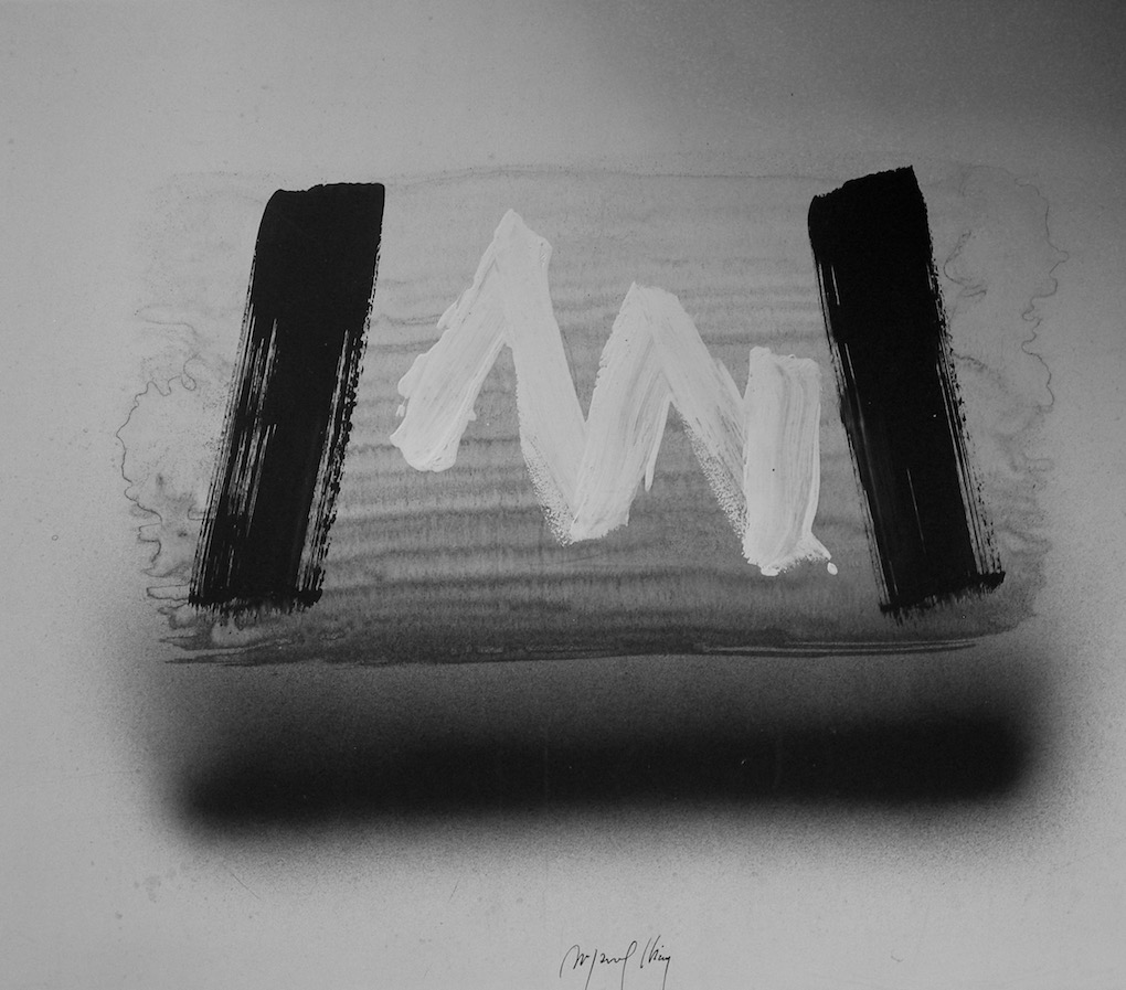 acryl on paper -  50x65
